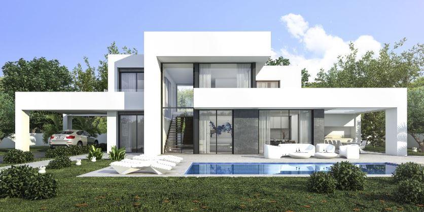 Build Your Own House In Spain Dream Properties International
